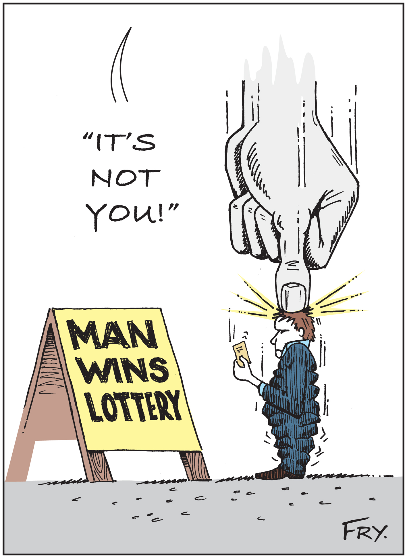 Lotto Lose